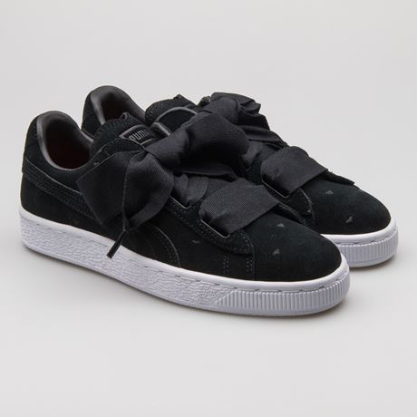 low priced e8cc3 4b7ac PUMA SUEDE HEART VALENTINE JR 365135-02 - the Sneakermeister – Online  sneaker store