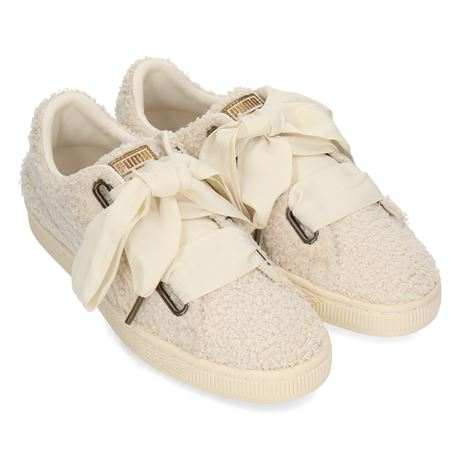 cheap for discount 7915c cabf8 PUMA BASKET HEART TEDDY WN'S 367030-01 - the Sneakermeister – Online  sneaker store