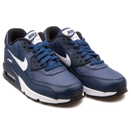 separation shoes 798b7 1ea59 Nike AIR MAX 90 LEATHER (GS) 724821-401 - the Sneakermeister – Jednostavna  webshop kupovina